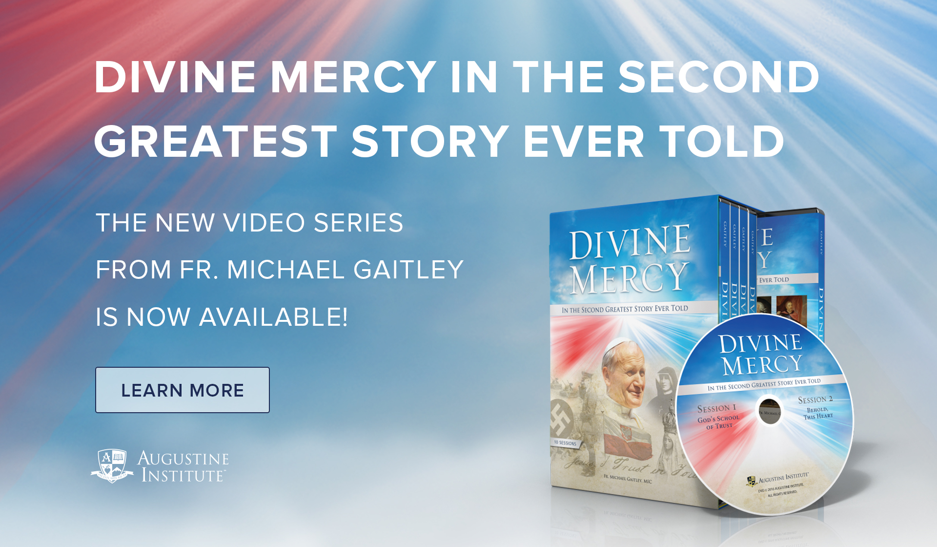 Divine Mercy Launch