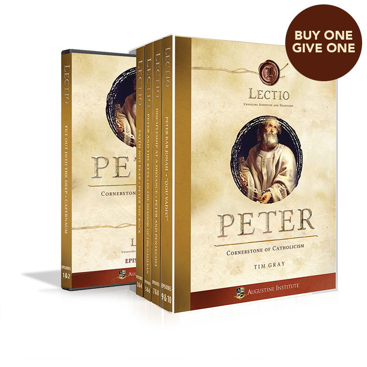 Lectio: Peter - DVDs