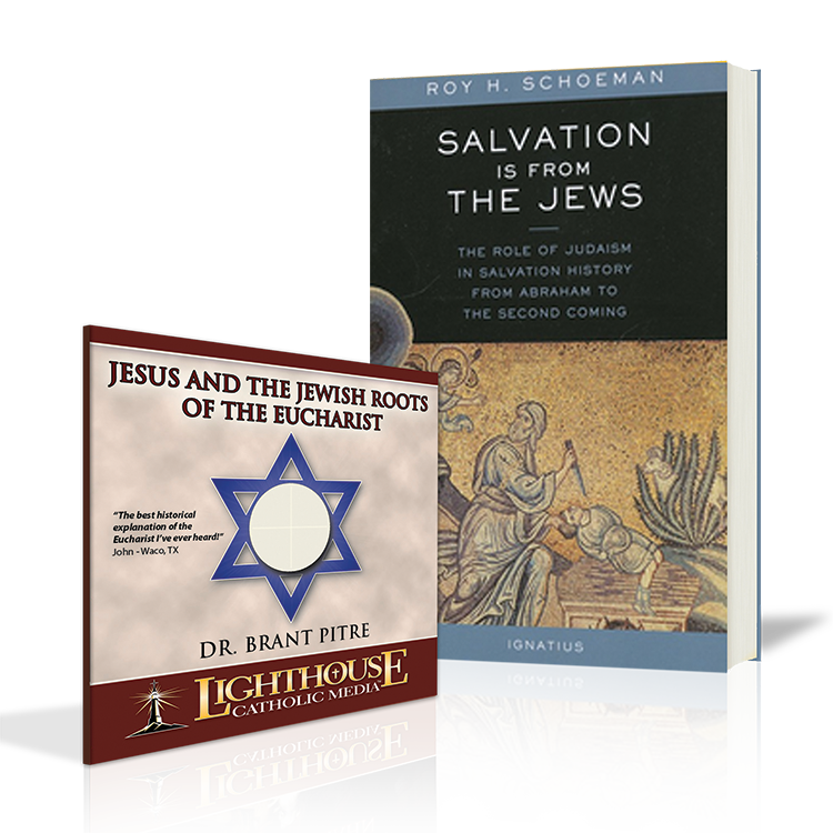 Salvation is from the Jews-Book & CD Combo