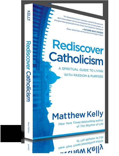 Rediscover Catholicism | Book Release | Dynamic Catholic