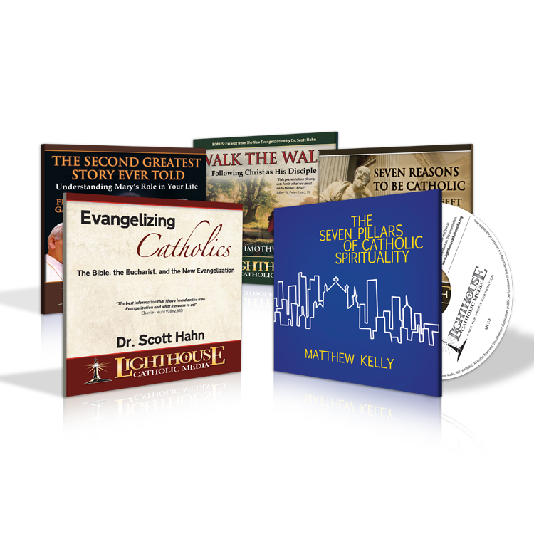 Totally Catholic 5-CD Bundle