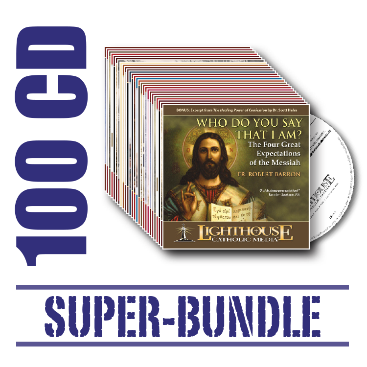 Lighthouse 100 CD Super-Bundle