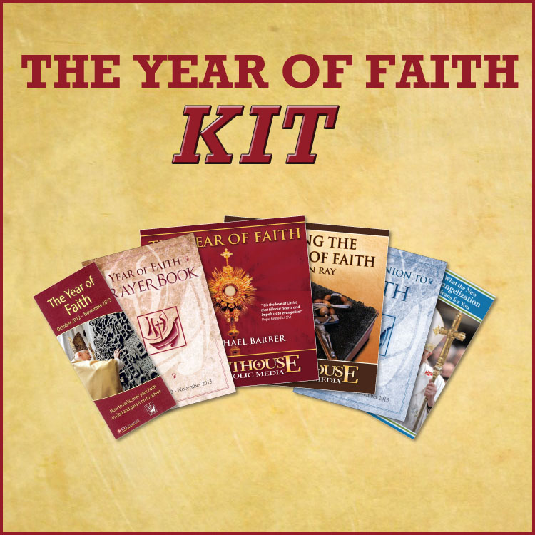 The Year of Faith Kit - Lighthouse Catholic Media